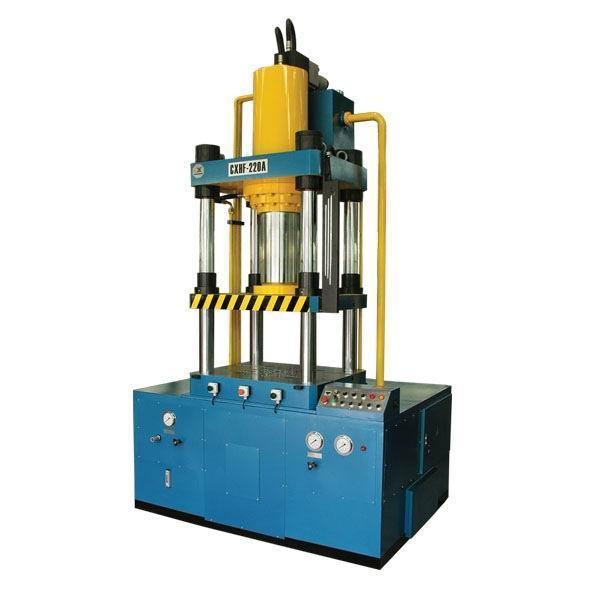 双动四柱式液压机(cxhf-a)图片