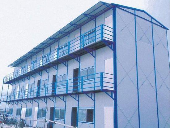 河南光大彩钢构有限公司是集钢构,轻钢房屋的设计,研发,生产图片