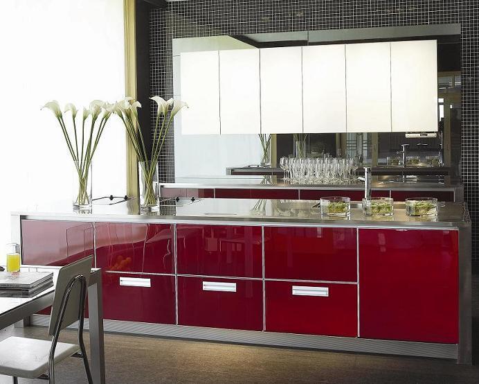 产品目录 建筑和装饰材料 厨房设施 壁橱和橱柜 03 亚克力橱柜图片