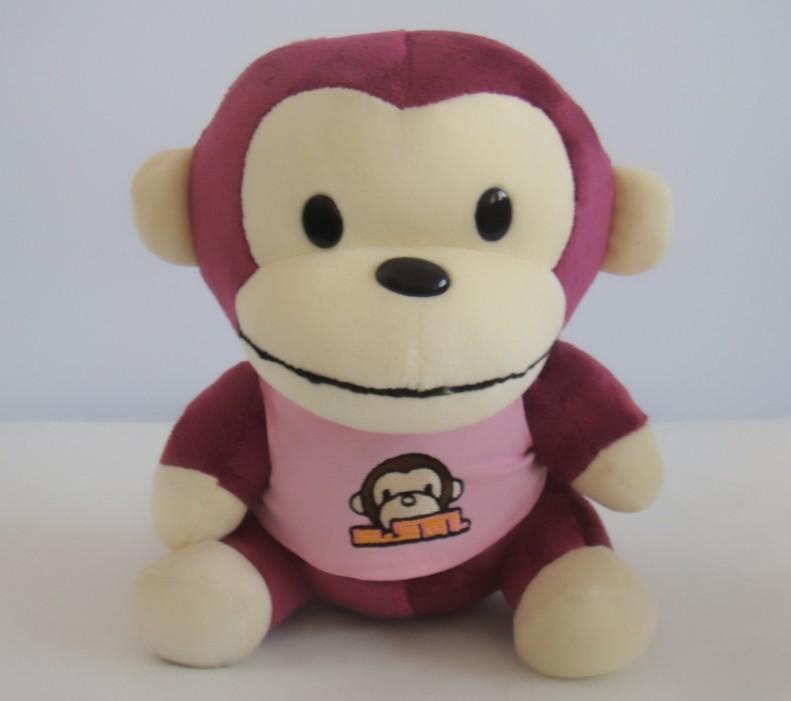 猴子公仔_疯狂动物城公仔