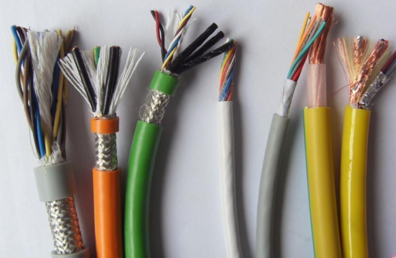 编码器屏蔽电缆