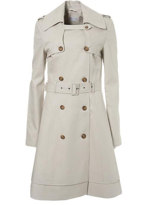 女装外套 长袖 纸样打版图 手绘