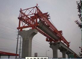 固定导梁架桥机-40m/160t图片