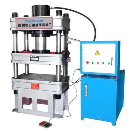 产品目录 工业设备及组件 压力机 03 小型液压机(yq32-160t)   订货