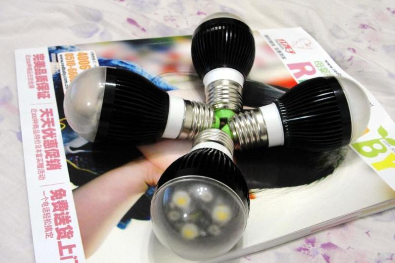 大功率LED照明灯泡 PTU