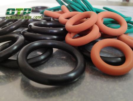 耐化学品氟素橡胶O型密封圈