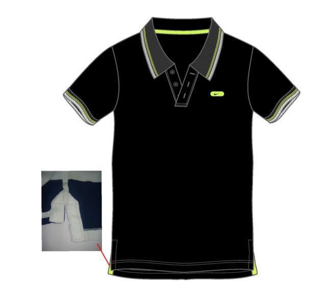男装短袖t恤(t31245)