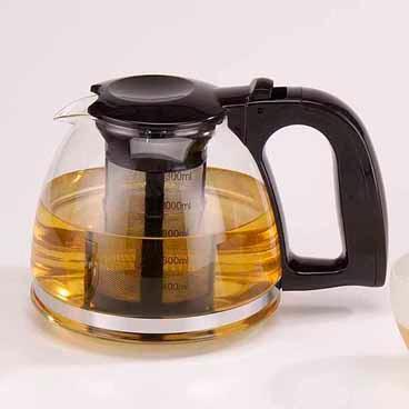 茶壶产品手绘图