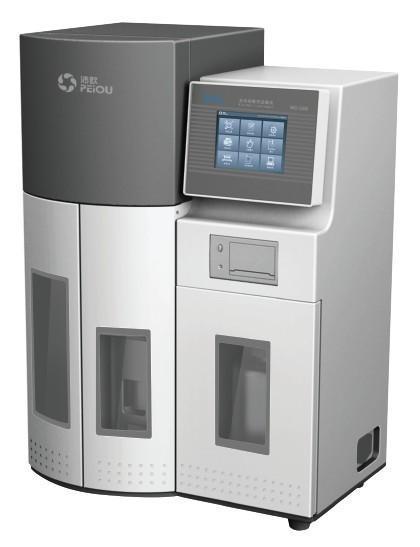 上海沛欧全自动凯氏定氮仪SKD-2000