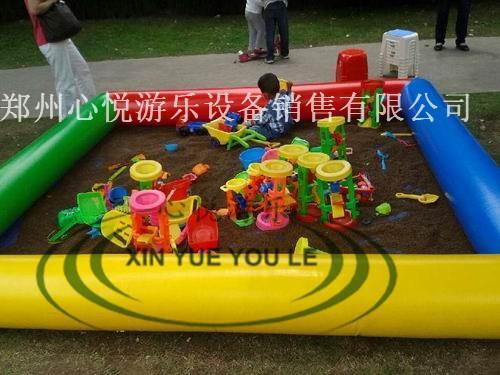 儿童充气沙池(xy-sc)【批发价格