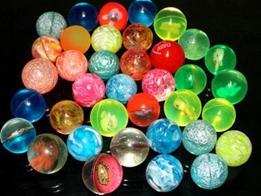 玩具橡胶弹力球