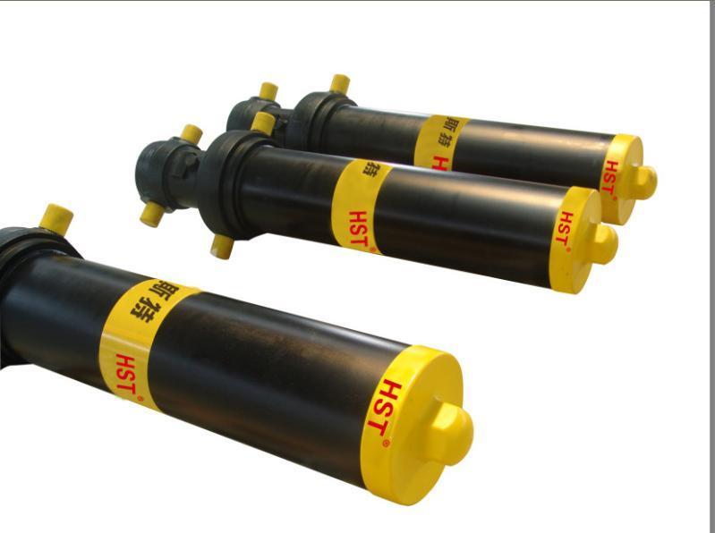 自卸车液压油缸(海沃通用)图片