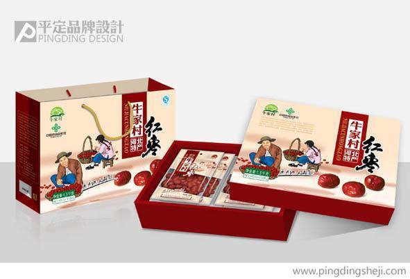 产品目录 服务 设计服务 包装设计 03 特产包装设计   订货量(套)图片