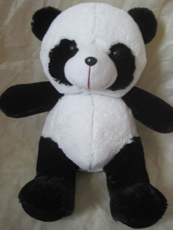 毛绒玩具熊猫