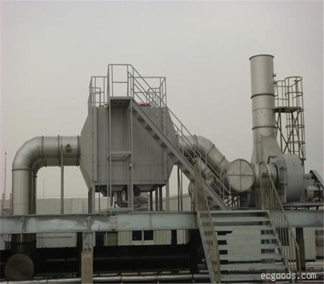 东莞市活性炭有机废气净化塔