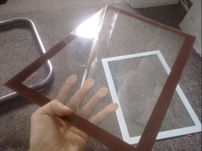 水晶相册封面钢化玻璃