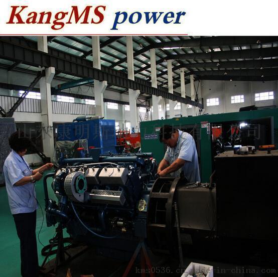 康明斯低噪音发电机 500kw柴油发电机组