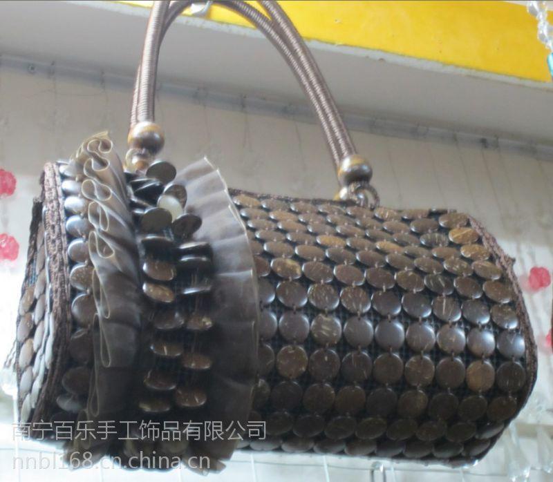 手工制作串珠手提包款式