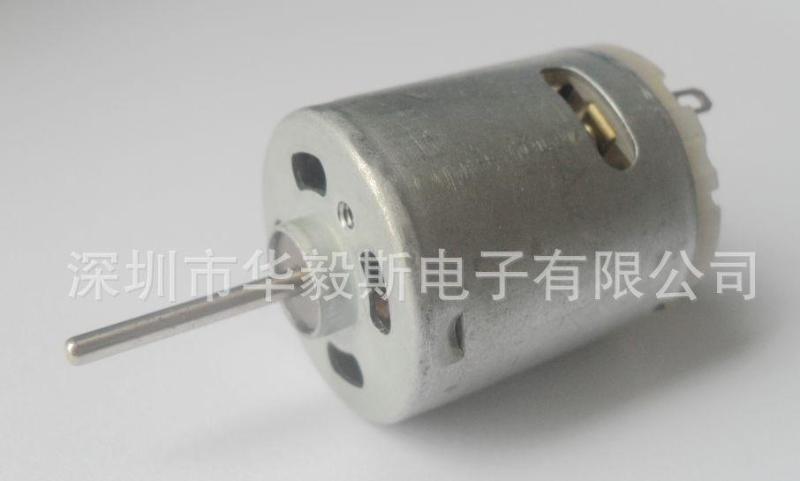 微型直流电机型号图片