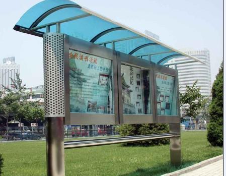不锈钢宣传栏图片,不锈钢宣传栏高清图片-武汉旭光