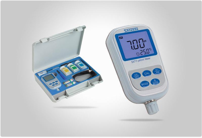 SX711便携式pH计批发 中国制造网PH计