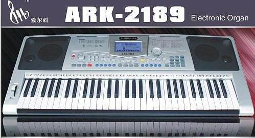 电子琴(61键)(ark-2189)