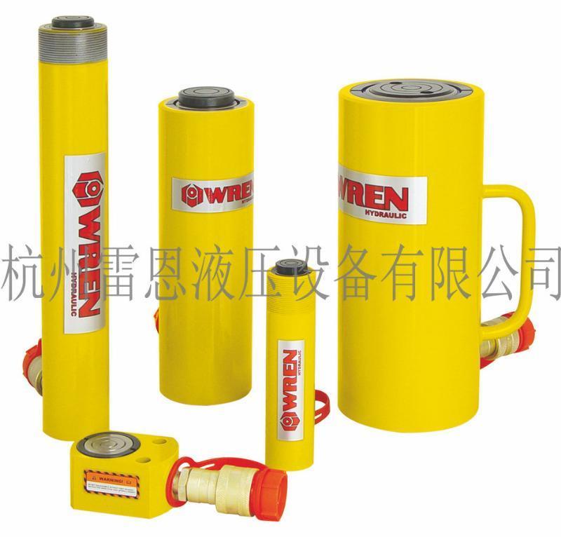 雷恩rc系列单作用液压千斤顶(wren)图片