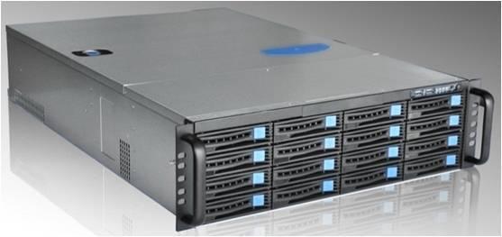 洪森8600-e视频监控服务器