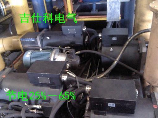 油温降低,机器使用寿命高;采用吉仕科电气伺服系统后,液压系统按照图片