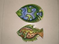 彩绘鱼-1图片