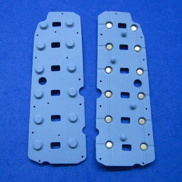 金粒导电硅胶按键