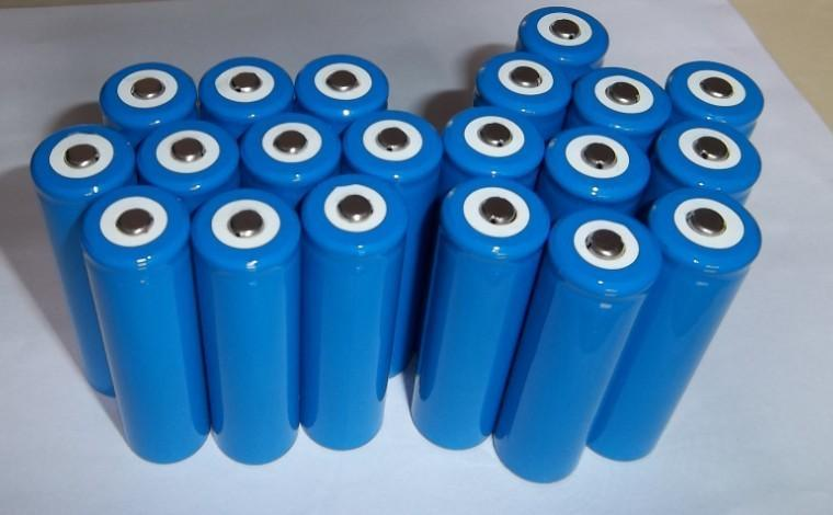 3.7v锂离子电池(18650)图片