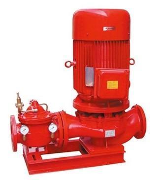 XBD-HL立式恒压切线消防泵, XBD-HL立式消防泵, XBD-HL恒压切线泵