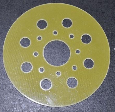环氧树脂垫片图片