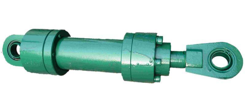 d25型高压重型液压缸是由16个缸径规格图片