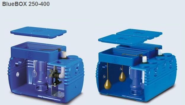 安装水平出口的泵,可以连接耦合装置.图片
