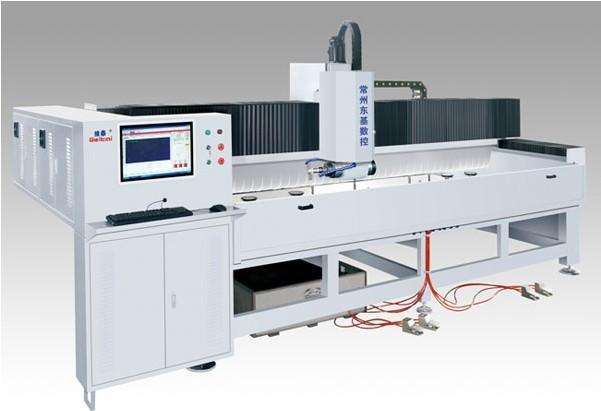 CNC玻璃浮雕加工中心