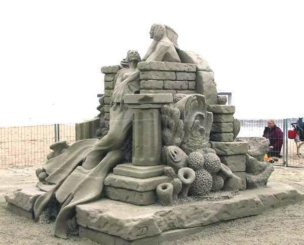 作品计城市雕塑,园林雕塑,校园雕塑,大型装饰浮雕及格式欧式建筑.图片