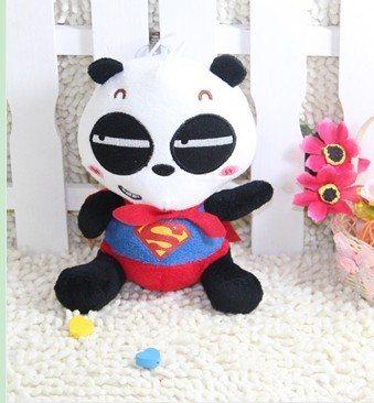 熊猫布艺手工制作大全图解