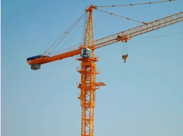塔吊是如何升高的; 塔吊(qtz125-6515)【批发价格; qtz125塔机--中国图片