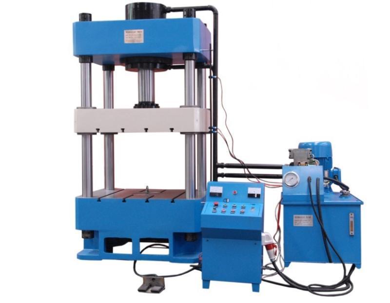 冠龙压力机机械有限公司是一家以生产压力机图片