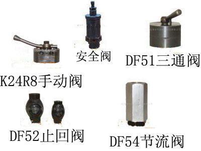 k24r8二位四通阀系端面硬质密封的手动换向阀,适用于各种机床,气图片