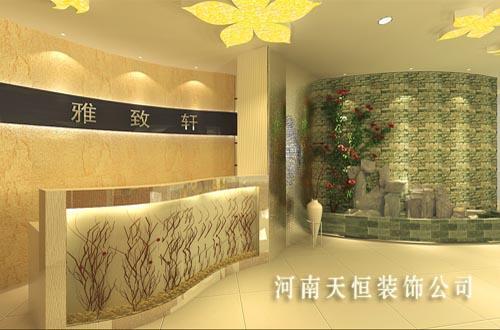 产品目录 建筑和装饰材料 工程承包 装潢设计 03 郑州美容院装修图片
