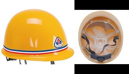 帽_abs工程塑料安全帽(888-b型)