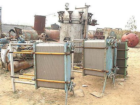 二手板式换热器_板式空气换热器_二手板式木工机械设备