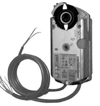 风阀执行器(gma161.1e)