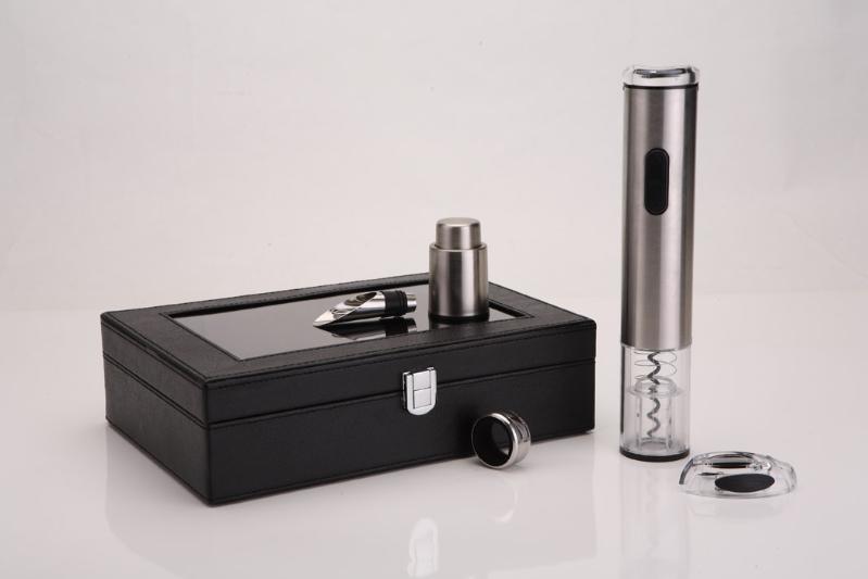 电动红酒开瓶器套装(尊贵版)图片