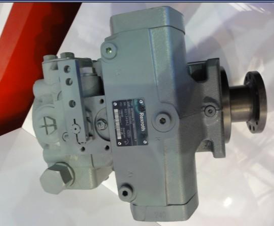 力士乐搅拌车液压泵(a4vtg71)图片