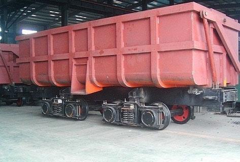 侧翻式矿车KC 12 762图片,侧翻式矿车KC 12 762高清图片 萍乡经济