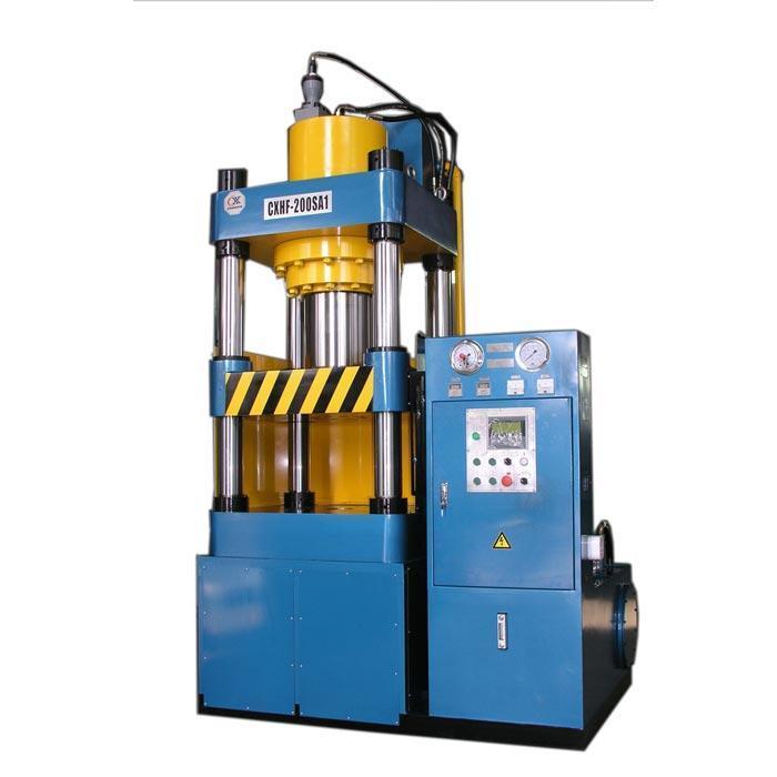 换向器专用液压机(cxhf-sa1)图片